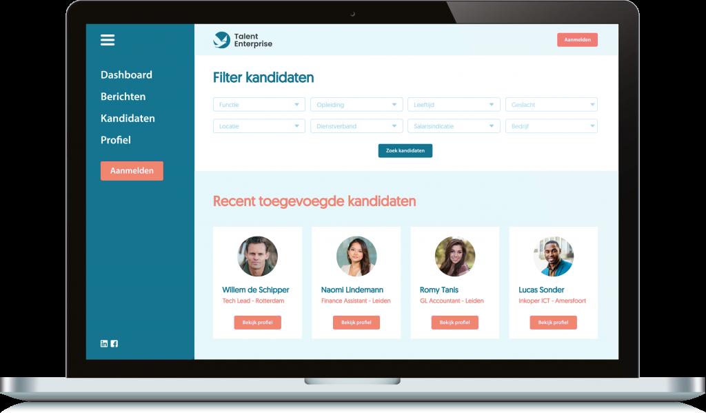 IT talent database
